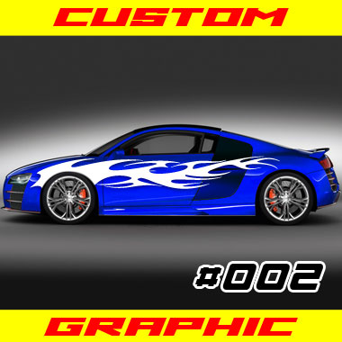 Car Graphics 002