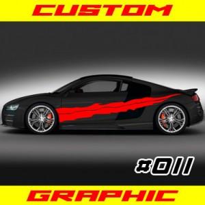 Vehicle Graphic 011