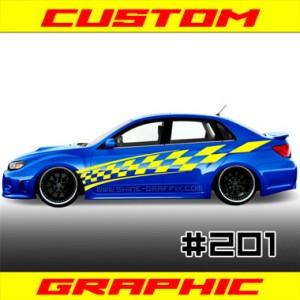 car graphics 201