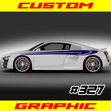car graphics 327