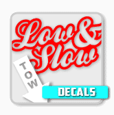 Vinyl Decals Stickers