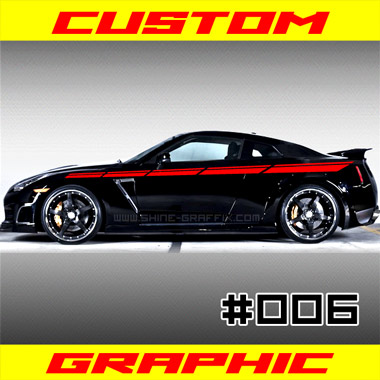 Car graphics 006