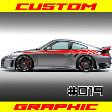 Vinyl Car Graphics Custom