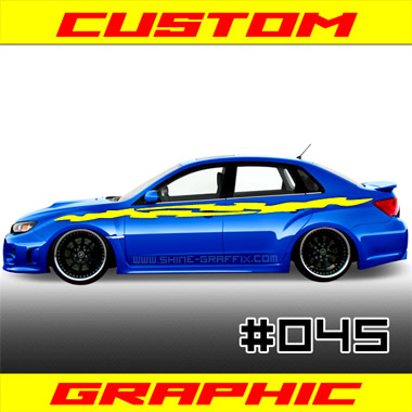 car graphics 045