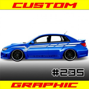 car graphics 235