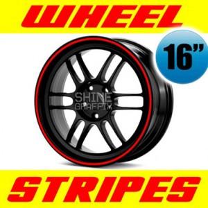 wheel stripe 16