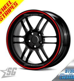 Universal wheel stripes all makes