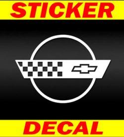 Corvette C4 Decal