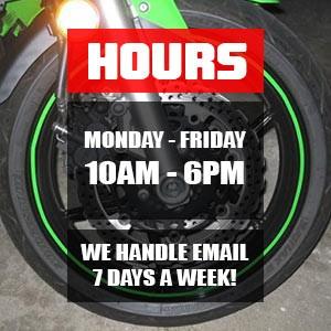 Wheel stripes Hours