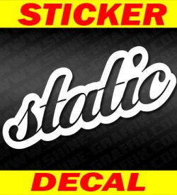 Static Decal