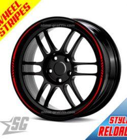 Wheel rim stripes - reload style universal