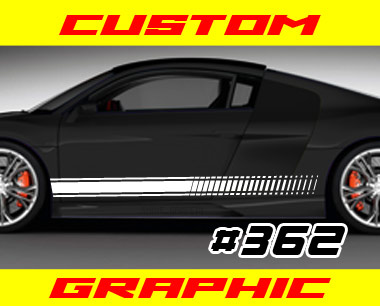 car graphic 362