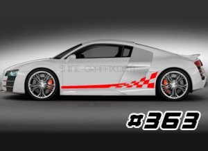 Car graphic 363