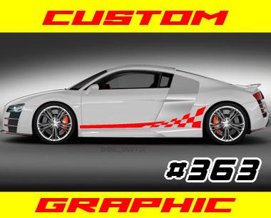 Car graphic 363
