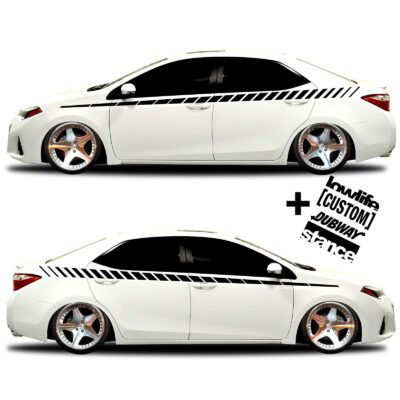 car vinyl graphics 20 black