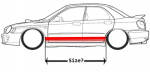 Car graphic size small
