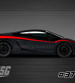 Lamborghini car graphics 370