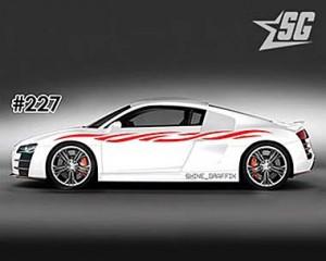 car graphic vinyl 227