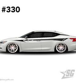 car graphic 330 decals stripe graphics mods