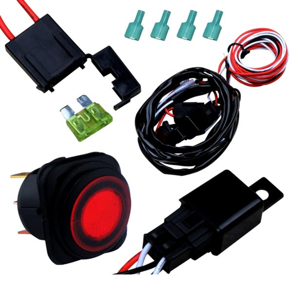 wiring harness kit for atv off road led light bar wiring harness kit shinegraffix com  led light bar wiring harness kit