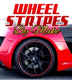 Wheel Stripes by MAKE