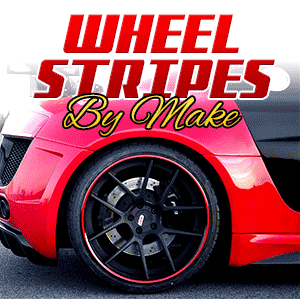 wheel stripes by car make