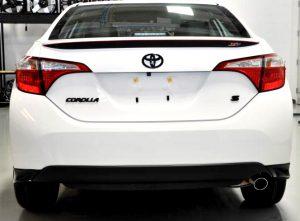 corolla Xsp-spoiler-graphic rear
