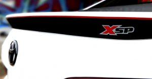 corolla Xsp-spoiler-graphic side
