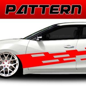 car graphics patterns vinyl decals