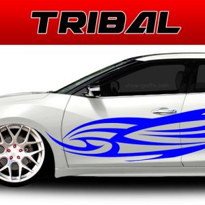 car graphics tribal decals