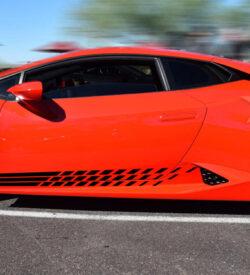 Lamborghini Huracan LP 610 LP 580 side graphics 413