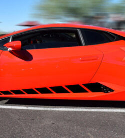 Lamborghini Huracan LP 610 LP 580 side graphics 414