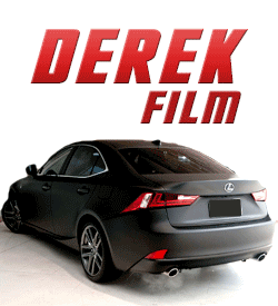 Derek Car Wrap Film