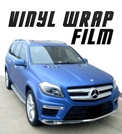 Vinyl car wrap film - 3M - Derek - Avery