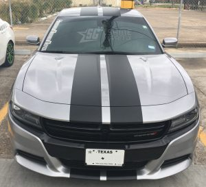 Charger-racing-stripes r/t daytona