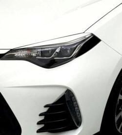2017 Corolla Eyelids for Headlights