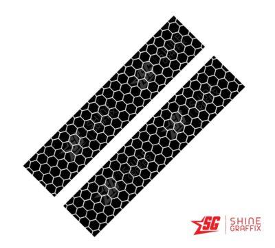 Honeycomb Stripes universal Sample - Hood only