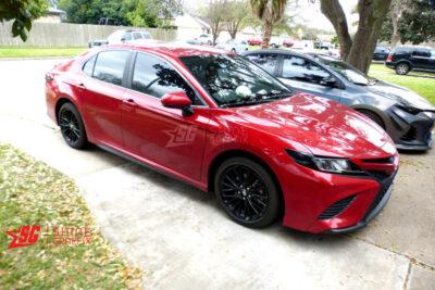 2020 Toyota Camry black eyelids only & amber delete inserts